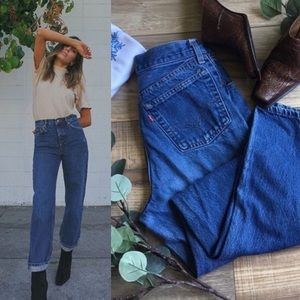 Levi's   RARE 501 Shrink to Fit Vintage Jeans P242